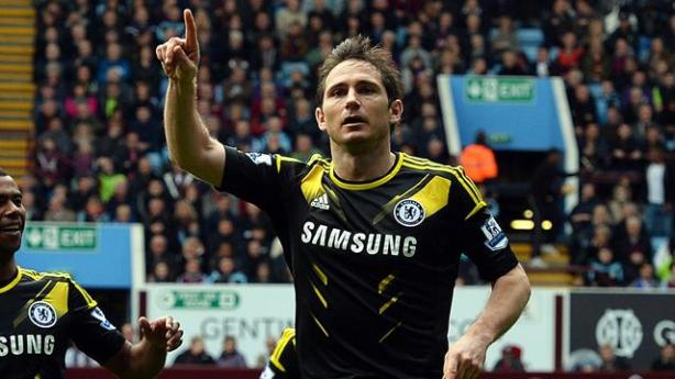 SUPER FRANKIE LAMPARD