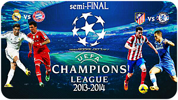 UEFA Champions League Semi-Finals Draw 2013 14Uefa Champions League Teams 201314